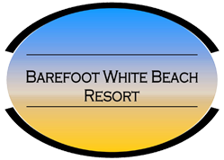 Barefoot White Beach Resort in Moalboal, Cebu Logo